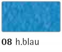 Rayher Textilfilz 4mm Bogen 30x45 hellblau