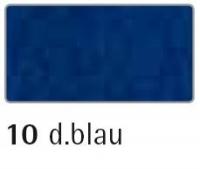 Rayher Textilfilz 4mm Bogen 30x45 dunkelblau