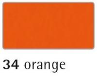 Rayher Textilfilz 4mm Bogen 30x45 orange