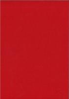 Rayher Textilfilz 4mm Bogen 30x45 hellrot