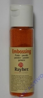 Embossing-Puder 20ml orange, deckend