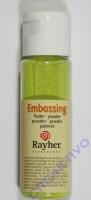 Embossing-Puder 20ml maigrün, deckend