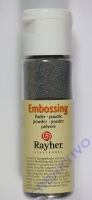 Embossing-Puder 20ml silber, deckend