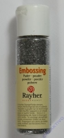 Embossing-Puder 20ml brill.silber, deckend