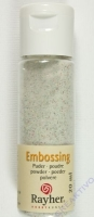 Embossing-Puder 20ml regenbogen, transparent