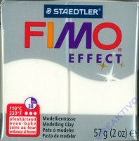 Fimo Effekt Modelliermasse 57g perlmutt metallic