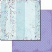 Premium Glitter Scrapbook paper Romantik 41