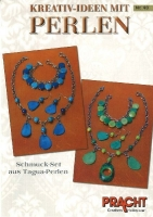 Pracht - Schmuck-Set aus Tagua-Perlen (Nr. 48) (Download)