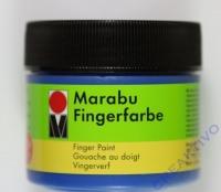 Marabu Fingerfarbe 100ml blau