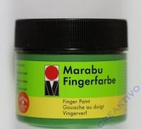 Marabu Fingerfarbe 100ml grün
