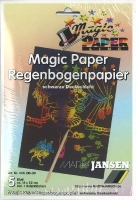 Magic Paper Regenbogenpapier (Restbestand)