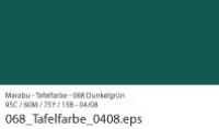 Marabu Tafelfarbe 250ml dunkelgrün (Restbestand)