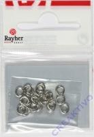 Rayher Ringel rund 4,6mm 1,0mm stark 20 St