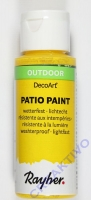 Rayher Patio Paint 59ml goldgelb