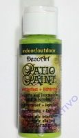 Rayher Patio Paint 59ml grasgrün