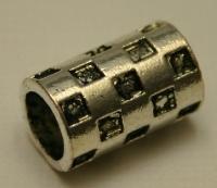 Rockstars Schmuckelement Dayton 1,5x0,9cm Loch 7mm