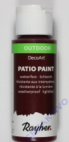 Rayher Patio Paint 59ml brombeere