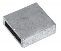 Rockstars Schmuckelement Rockford 1,5x1,5x0,5cm