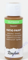 Rayher Patio Paint 59ml nougat