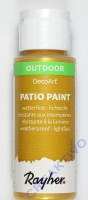 Rayher Patio Paint 59ml brill.gold