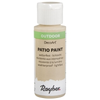 Rayher Patio Paint 59ml beige