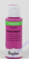 Rayher Patio Paint 59ml hot pink