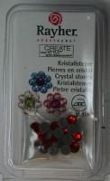 Hot-Fix Swarovski Kristallsteine klassikrot 4 mm  20 Stück