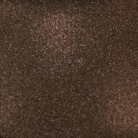Scrapbooking Papier Glitter dunkelbraun