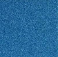 Scrapbooking Papier Glitter azurblau