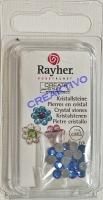 Hot-Fix Swarovski Kristallsteine royalblau 4 mm  20 Stück