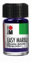 Easy marble Marmorierfarbe 15ml lavendel