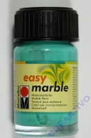Easy marble Marmorierfarbe 15ml aquagrün