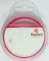 Rayher Organzaband 3mm 10m pink