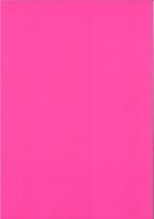 Transparentpapier A4 115g/qm pink extra stark