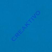 Transparentpapier A4 115g/qm wasserblau extra stark