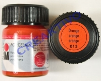 Marabu Porcelain Glas 15ml orange
