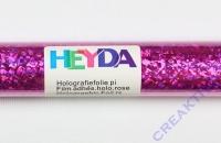 Heyda Holografie-Klebefolie 50x100cm pink