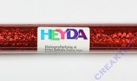 Heyda Holografie-Klebefolie 50x100cm rot