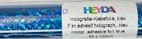 Heyda Holografie-Klebefolie 50x100cm blau