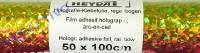 Heyda Holografie-Klebefolie 50x100cm Regenbogen