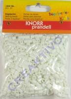 Bügelperlen 1000 Stück weiß