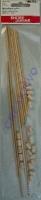 Mobilestäbe aus Holz 8 Stück