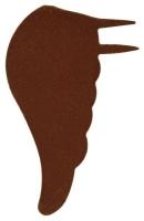 Rayher Metall-Engelsflügel 10cm rost 2 Paar (Restbestand)