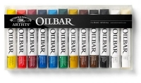 Artists Oilbar Set 12 x Oilbar 50ml