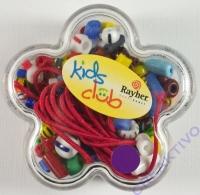 Kids Club Rocailles-Mix-Konfetti mit Gummifaden 40g