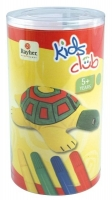 Kids Club Stofftier Schildkröte zum Bemalen