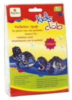 Kids Club Pailletten-Bastelsteckset Fische