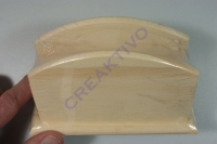 Serviettenhalter aus Holz