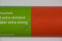 Transparentpapier extra stark Rolle 50x70cm orange