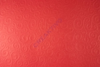 Bastelkarton Milano geprägt 50x70cm rubinrot